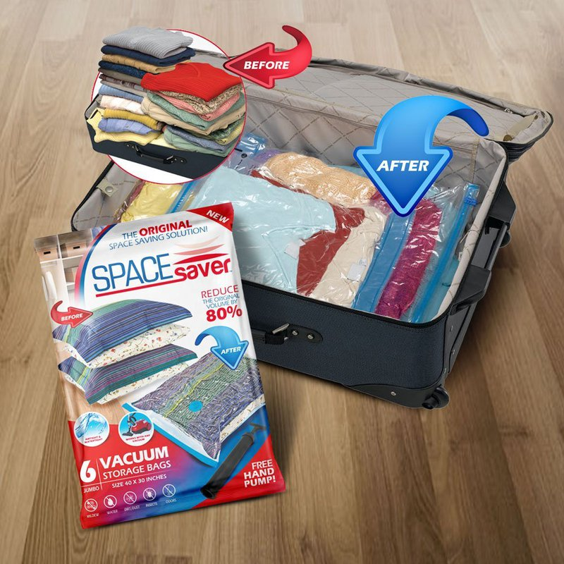 Space Saver Vacuum Storage Bags