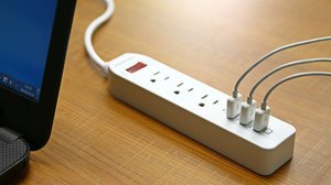 Power Strips with USB ports