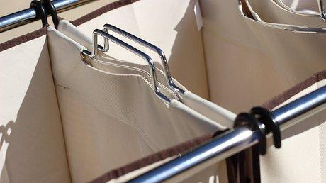 Laundry Sorter Carts