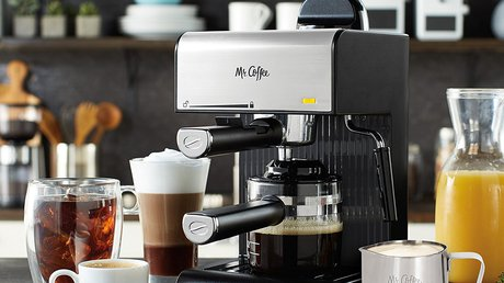 Mr.Coffee Super Automatic Espresso Machines