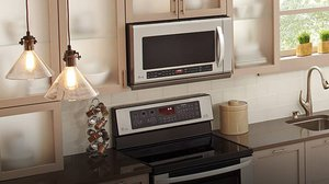 LG Over-the-Range Microwave Ovens