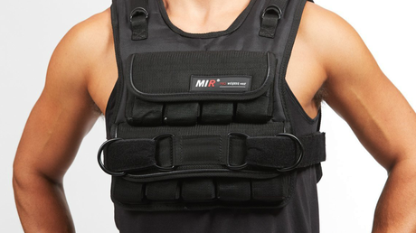 Best Adjustable Weight Vests for workout
