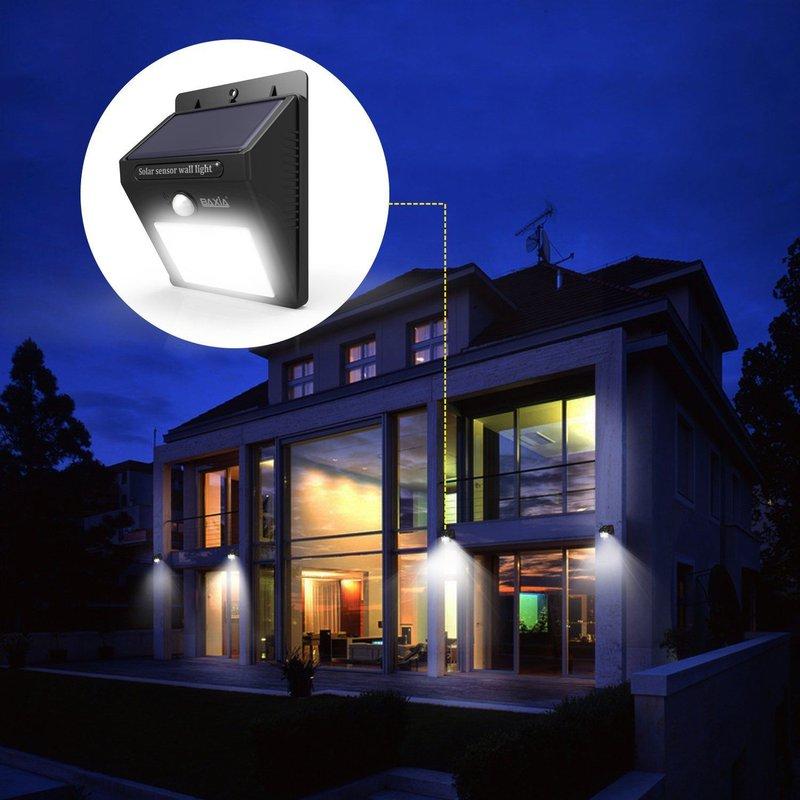 Best Outdoor Motion Sensor Solar Lights