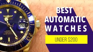 best automatic watches under 200