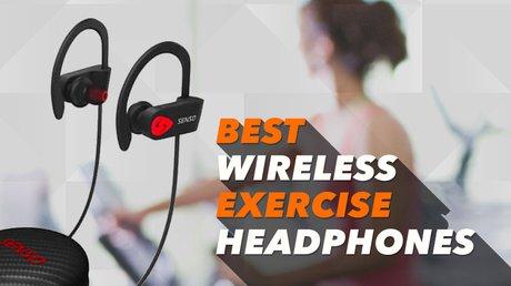 Best Wireless Exercise Headphones