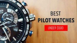 Pilot Watch under 500