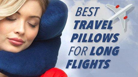 Best Travel Pillows for Long Flights
