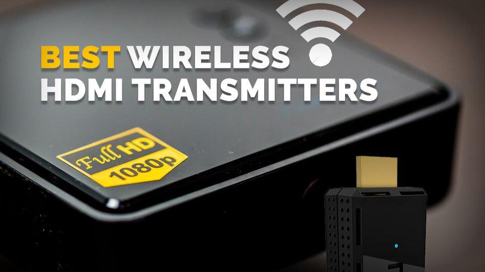 Best wireless transmitters