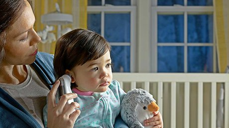 Best Ear Thermometers for Kids