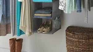 hanging shoes organizer