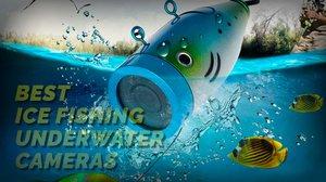 Ice Fishing Underwater Cameras