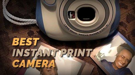 Best Instant Print Camera