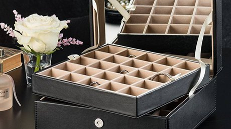 Jewelry storage Boxes
