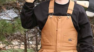 Men Overall Outfit