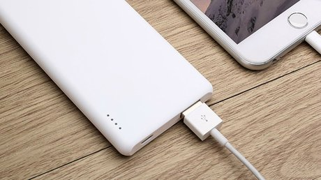 Portable batter charger for phone