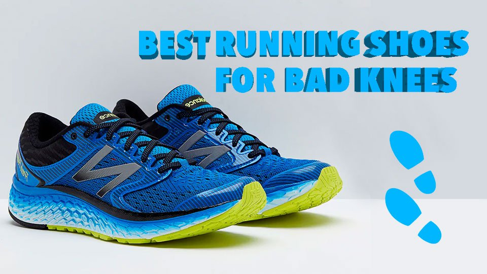 Best Running Shoes for people with Bad Knees