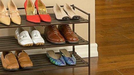 Standing Shoe racks