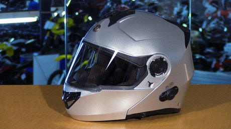 Torc Bluetooth helmet