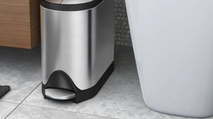 Trash Cans for Bathroom