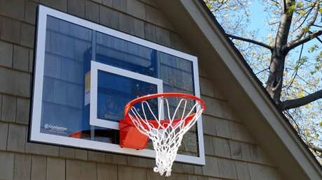 Basketball Wall-Mount Hoops
